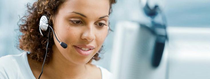 Hotline und Helpdesk