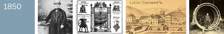 Historie 1850