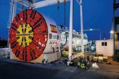 Tunnelbohrmaschinen